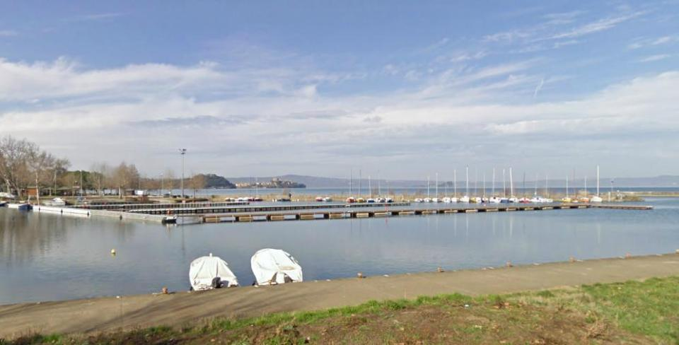 fotografia del porto di Martaa